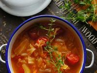 VIVI 越喝越瘦的義式蔬菜湯