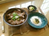 月見韓式味噌烤肉飯[深夜食堂x鮮食家]