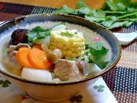 玉米鮮蔬排骨湯【深夜食堂X鮮食家】