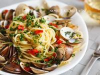 (超快速) 白酒蛤蜊義大利麵