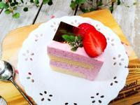 草莓慕絲蛋糕