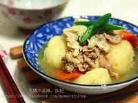 馬鈴薯燉肉【深夜食堂x鮮食家】