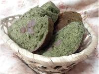 抹茶免揉軟麵包〞無油、低溫發酵法