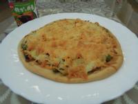 手工炸醬素Pizza『維力炸醬』
