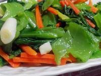 清炒芥菜(刈菜)【豆豆愛的料理】