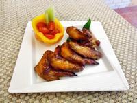 有心食譜:蜜汁蒜味烤雞翅