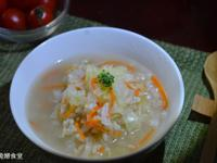 極懶料理之「無排骨卻有肉味 營養糙米粥」