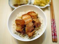電鍋滷五花肉(紅燒肉)