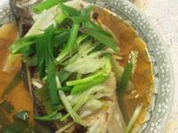 清蒸鱸魚 維力炸醬