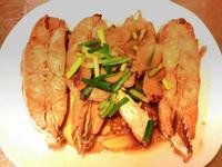 [家常菜]蔥燒。剝皮魚