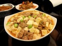 豆腐親子丼( 肉末燒豆腐)