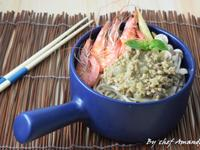 百變肉末綠咖哩PART2~綠咖哩拌麵