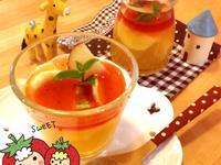【小李子❤幼幼料理時間】好好吃水果蒟蒻
