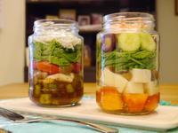 ★H-House微光小廚房★罐裝輕食沙拉