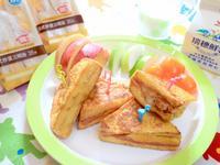 Mini法式炒蛋三明治【小七食堂】