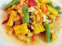 道地泰式涼拌玉米