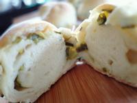 蔥花捲麵包