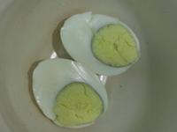 宿舍料理-水煮蛋(免開火)