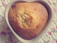 KURI's│蘋果馬芬蛋糕(鬆餅粉版)