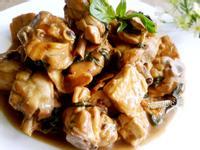 醬燒蠔油豆腐嫩雞