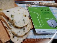 蔥花吐司【詳圖版】パンの鍋-胖鍋製麵包機