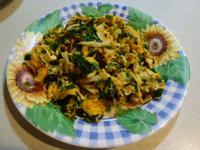 補腎健脾暖胃---韭菜櫻花蝦炒蛋
