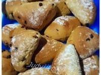 黑糖香蕉巧克力麵包