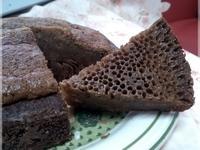 黑糖蜂巢蛋糕★ 減糖減油~