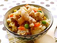 五花肉燜飯(零廚藝)