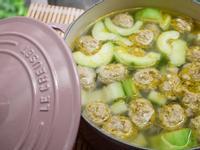 黃瓜肉丸子湯