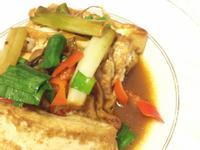 醬燒豆腐  『維力炸醬』
