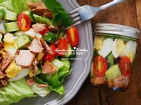 野餐去!法國尼斯風沙拉(玻璃罐食譜)