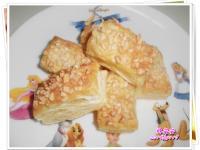 起酥片經典喜餅-杏仁角酥條