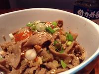 韓式炸醬燒肉『維力炸醬』