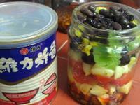 玻璃罐沙拉『維力炸醬』