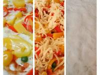 素食 【平底鍋料理】No.1─披薩。
