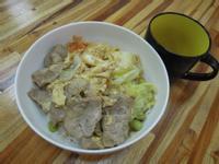 丼飯系列-豬肉丼飯