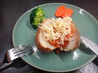 英式烤豆起司馬鈴薯