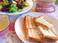 帕尼尼三明治(美味早餐系列)