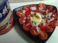 番茄蛋水果沙拉『維力炸醬』