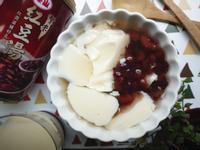 超簡單滑嫩豆花「泰山紫米紅豆」