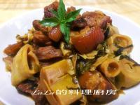 桂竹筍福菜滷肉