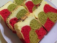 繽紛色彩~蛋糕吐司