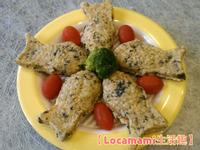 海苔鯛魚烤飯糰