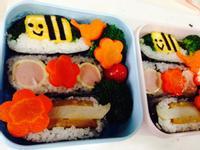 不必捏的日式飯糰~飯糰三明治