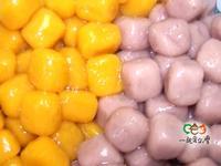 芋圓(芋頭粉&地瓜粉 熟粉製作30分鐘)
