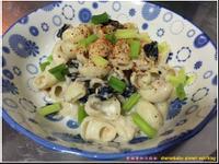 鮪魚沙拉義大利麵-夏日、輕食、寶寶好選擇