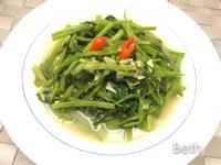 腐乳空心菜 - 10分鐘料理