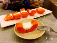 木瓜奶酪 Papaya Cotta