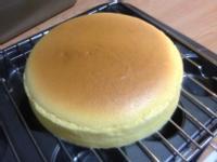 低油低糖「煉乳棉花蛋糕」
